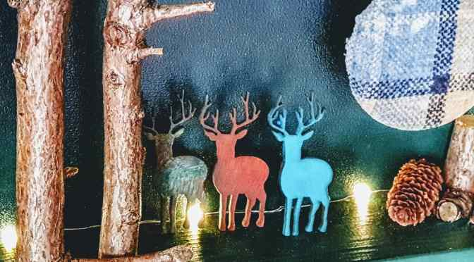 Reclaimed Wood Nightlight